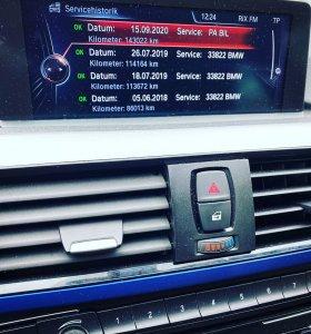 Service i BMW iDrive